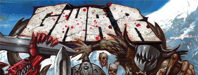 gwar slide - GWAR - The Blood of Gods (Album Review)