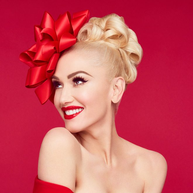 gweni promo - Gwen Stefani - You Make It Feel Like Christmas (Album Review)