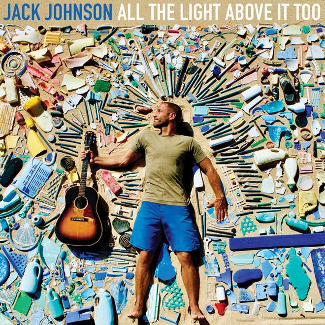 jack - Jack Johnson - All The Light Above It Too (Album Review)