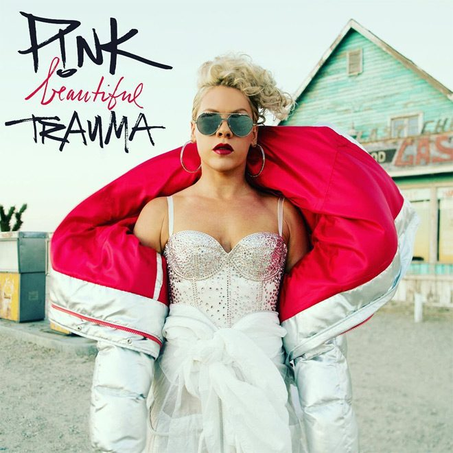 pink beautiful trauma thatgrapejuice - P!nk - Beautiful Trauma (Album Review)