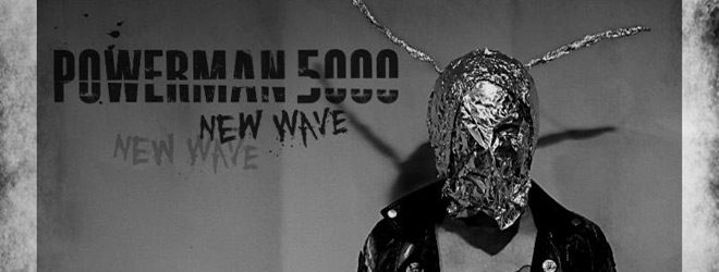 power slide - Powerman 5000 - New Wave (Album Review)