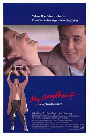 say anything movie poster 1989 1020268408 - Interview - Lili Taylor