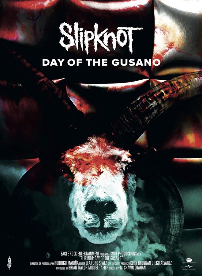 slipknot - Slipknot - Day of the Gusano (Live DVD Review)