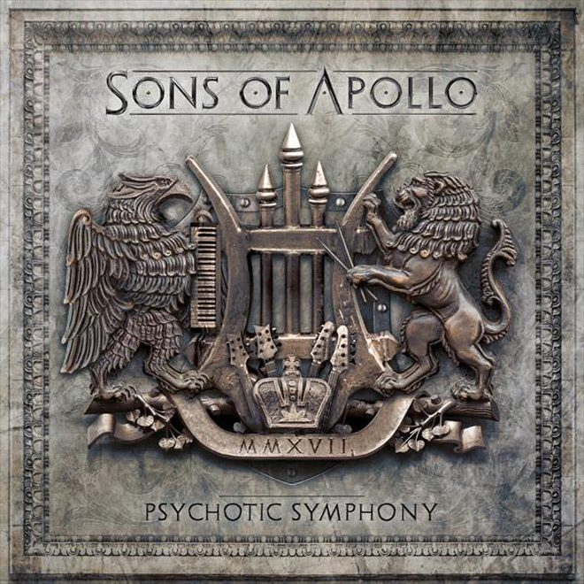 sons of apollo album - Sons of Apollo - Psychotic Symphony (Album Review)