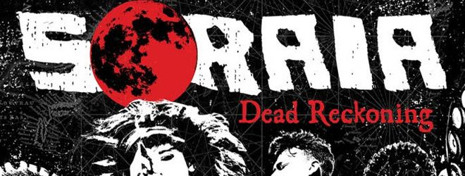 soria slide - Soraia - Dead Reckoning (Album Review)