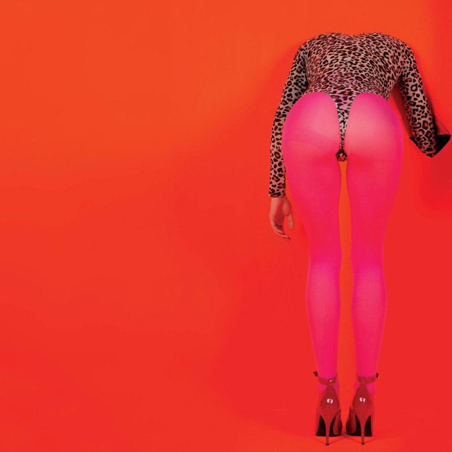 st vincent - St. Vincent - MASSEDUCTION (Album Review)