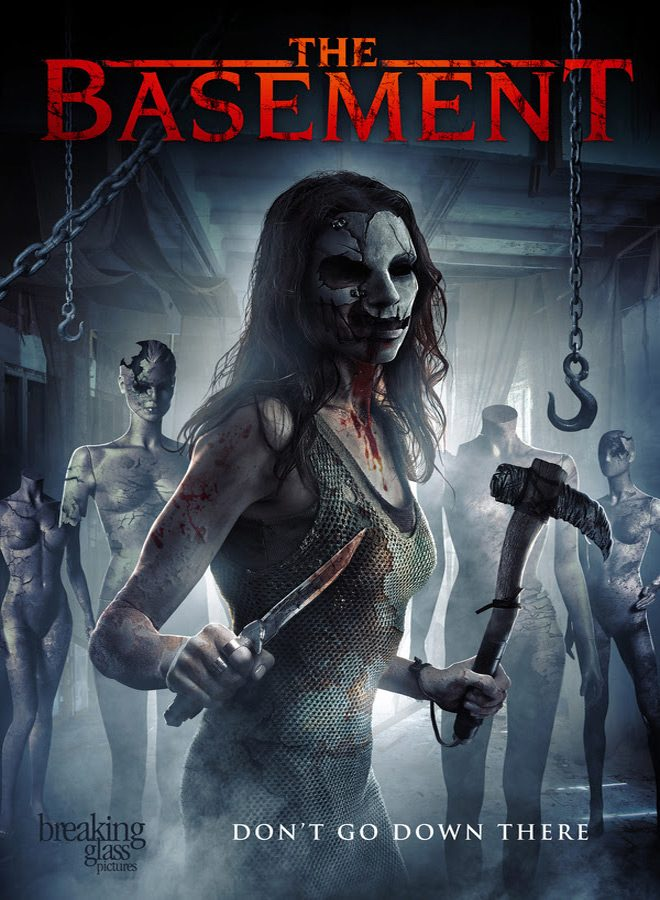 the basement poster 2 - The Basement (Movie Review)