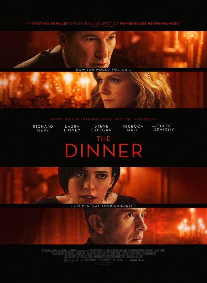 thedinnerposter - The Dinner (Movie Review)