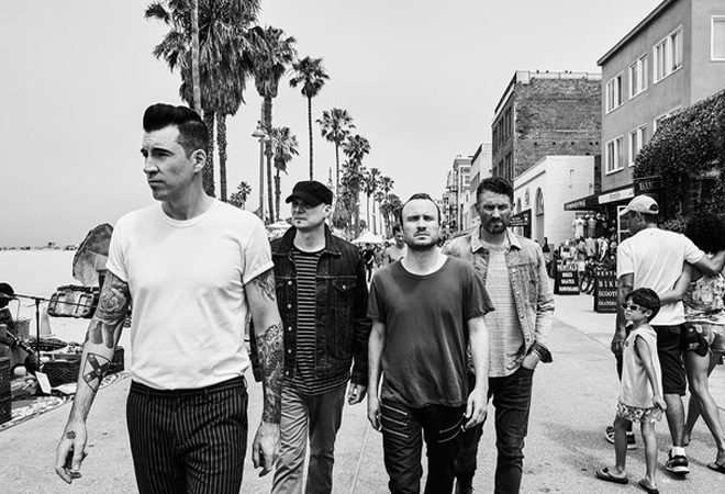 theory press - Theory of a Deadman - Wake Up Call (Album Review)