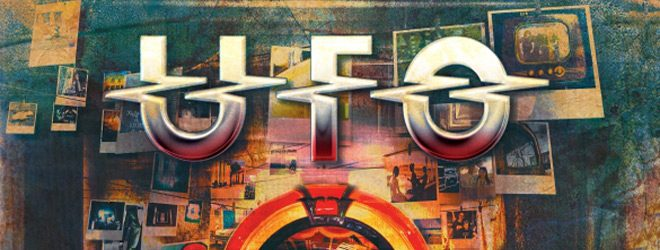 ufo slide - UFO - The Salentino Cuts (Album Review)