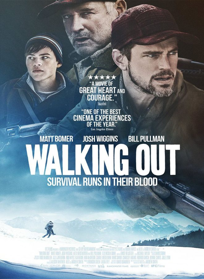walking out - Walking Out (Movie Review)