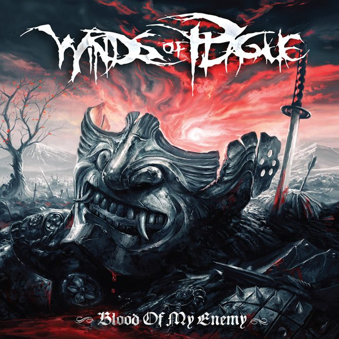 winds album - Winds Of Plague - Blood Of My Enemy (Album Review)