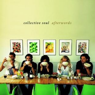 Afterwords Collective Soul album   cover art - Interview - Will Turpin of Collective Soul
