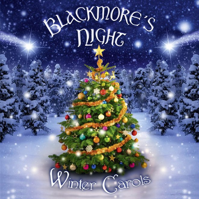 Blackmore Winter Carols - Interview - Candice Night of Blackmore's Night