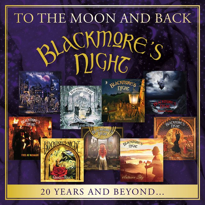 BlackmoresNight CD Cover 3000x3000 vorab - Interview - Candice Night of Blackmore's Night
