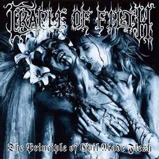 Cradle of Filth   The Principle of Evil Made Flesh.albumcover - Interview - Dani Filth Talks Decay