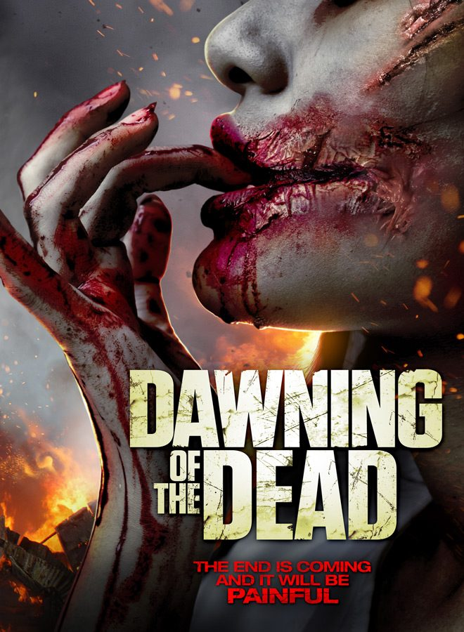 DAWNING OF THE DEAD KEY ART FLAT - Dawning of the Dead (Movie Review)