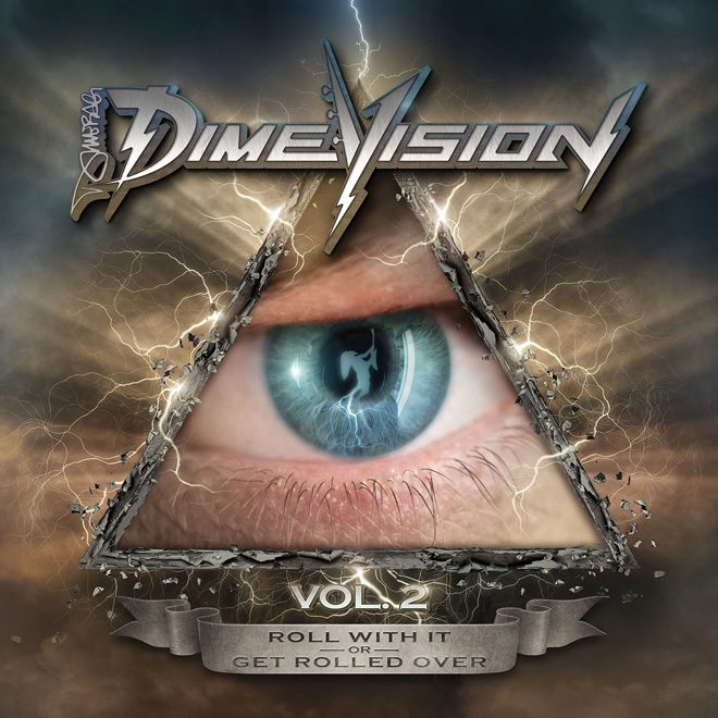 Dimevision 2 - Dimebag Darrell - Dimevision, Vol.2: Roll with It or Get Rolled Over (Review)