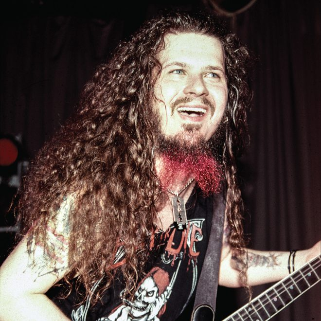 Dimevision promo photo - Dimebag Darrell - Dimevision, Vol.2: Roll with It or Get Rolled Over (Review)