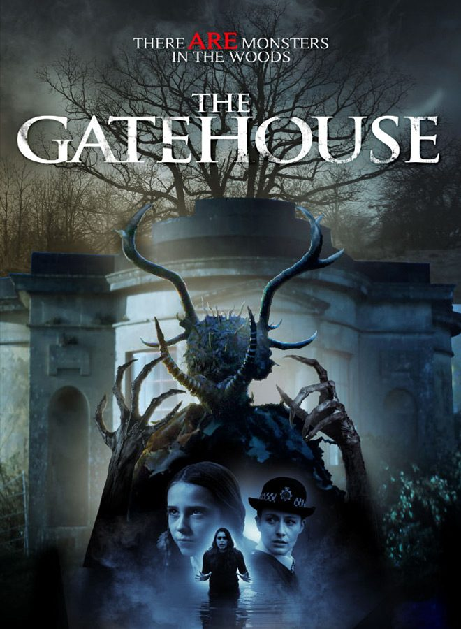 Gatehouse poster - The Gatehouse (Movie Review)
