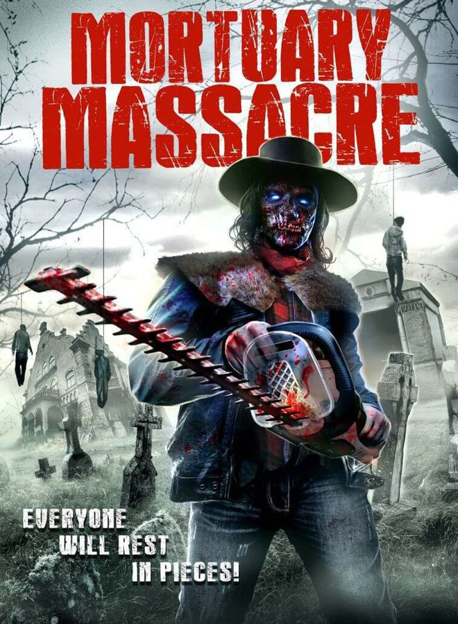 Mortuary Massacre poster - Mortuary Massacre (Movie Review)