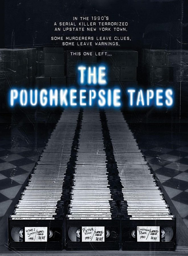 Poughkeepsie Tapes poster - The Poughkeepsie Tapes (Movie Review)