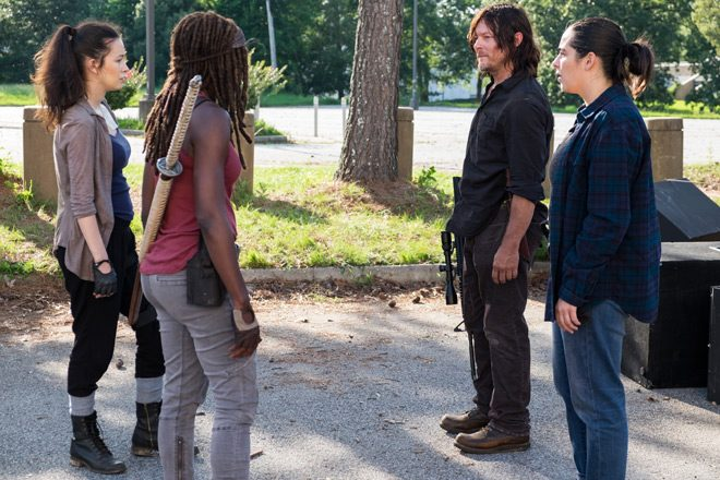 TWD 806 GP 0626 0348 RT - The Walking Dead - The King, the Widow, and Rick (Season 8/ Episode 6 Review)