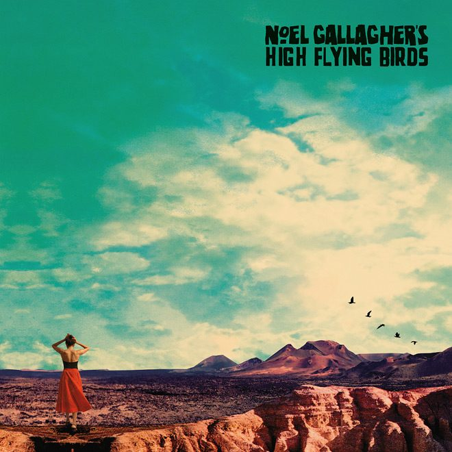 Who Built The Moon - Noel Gallagher's High Flying Birds - Who Built the Moon? (Album Review)