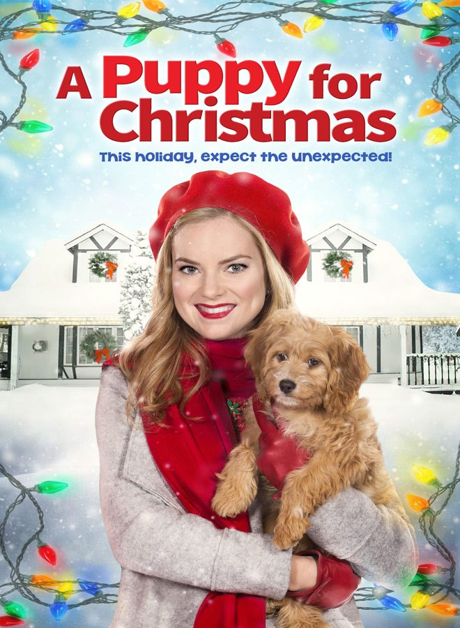 A Puppy for Christmas (Movie Review) - Cryptic Rock
