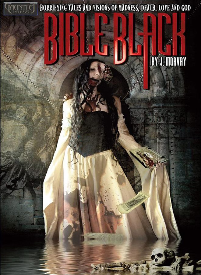 bible black cover - Bible Black (Episode 1 Review)