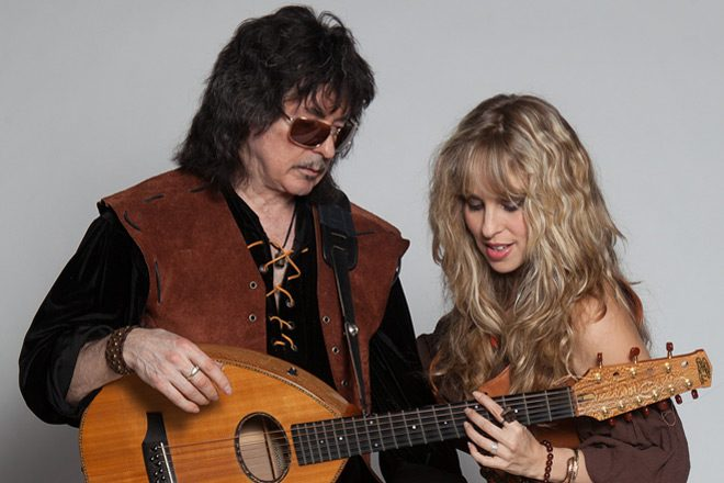 blackmore - Interview - Candice Night of Blackmore's Night