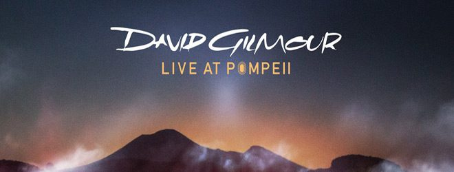 david slide - David Gilmour - Live At Pompeii (Live Album Review)