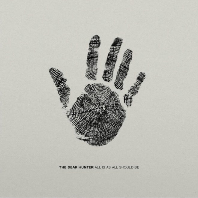 dear ep - The Dear Hunter - All Is As All Should Be (EP Review)