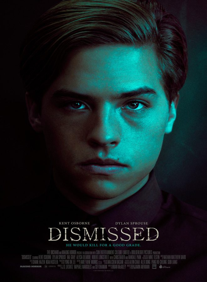 dis poster - Dismissed (Movie Review)
