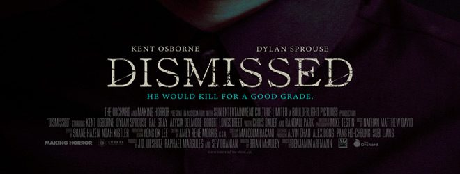 dis slide - Dismissed (Movie Review)
