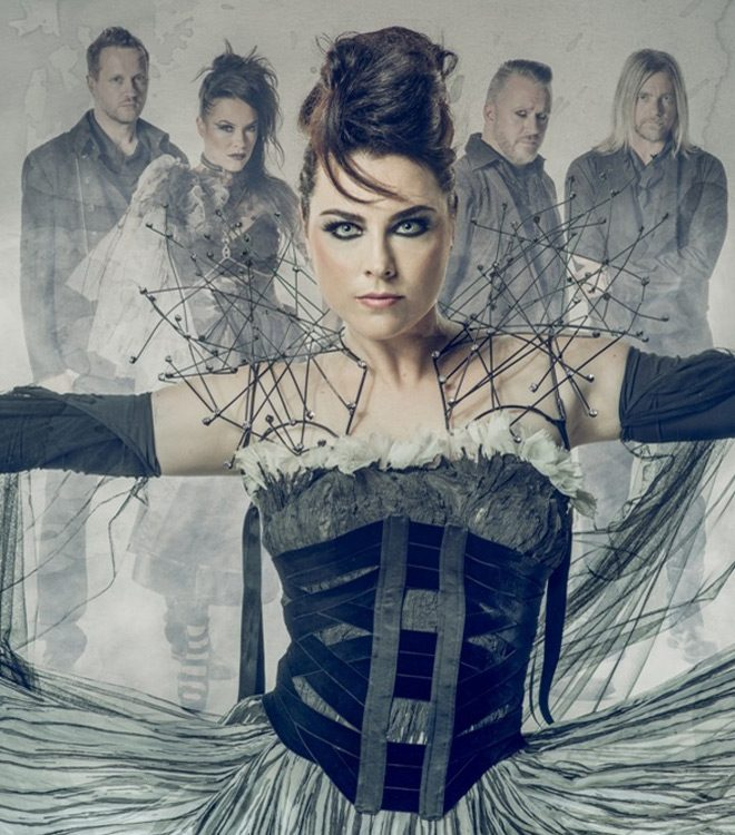 evanescence credit p r  brown - Evanescence - Synthesis (Album Review)