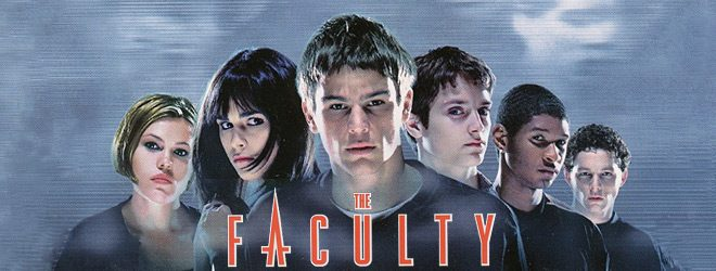 fac slide - This Week In Horror Movie History - The Faculty (1998)