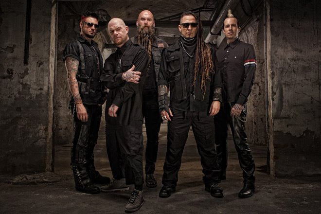 five promo - Five Finger Death Punch - A Decade of Destruction (Album Review)