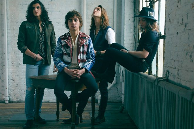 greta promo - Greta Van Fleet - From The Fires (Double EP Review)