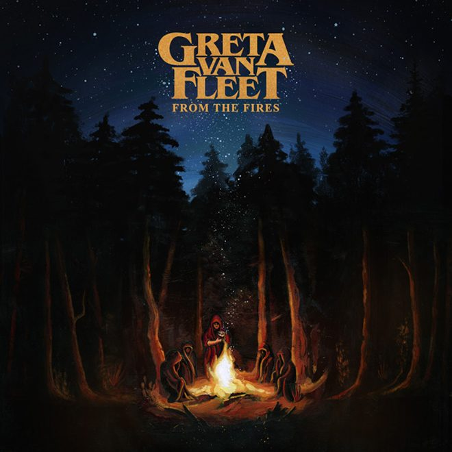 greta - Greta Van Fleet - From The Fires (Double EP Review)