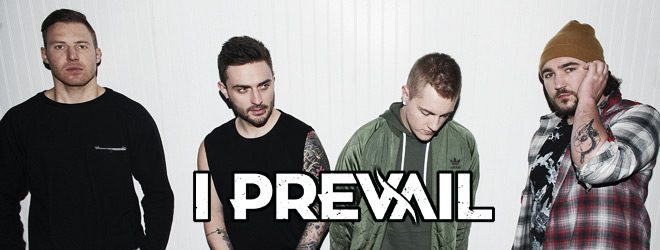 i prevail interview slide - Interview - Eric Vanlerberghe of I Prevail