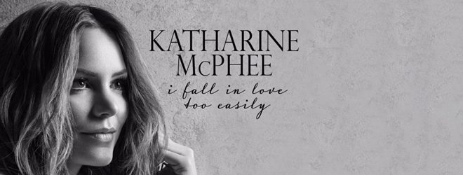 kat slide - Katharine McPhee - I Fall in Love Too Easily (Album Review)