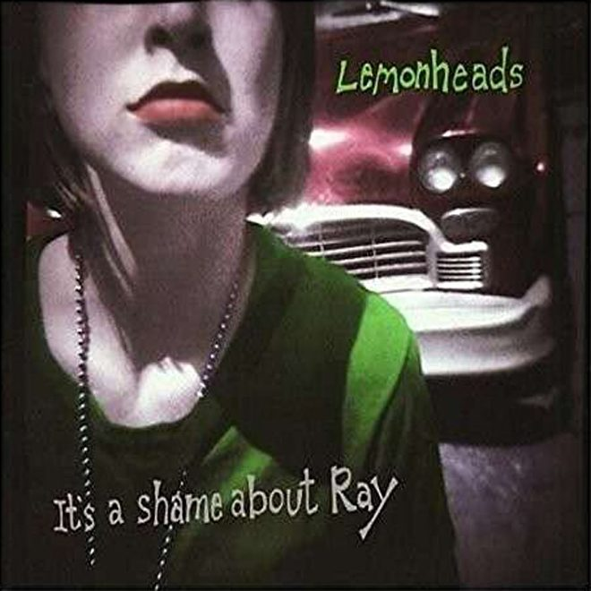 lemon cover - The Lemonheads - It's a Shame about Ray Turns 25