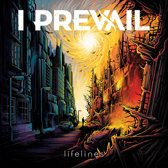 lifelines - Interview - Eric Vanlerberghe of I Prevail