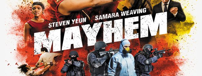 mayhem slide - Mayhem (Movie Review)
