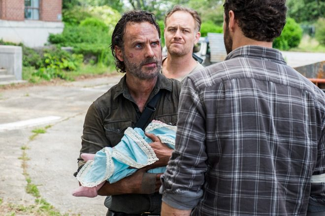 monster 1 - The Walking Dead - Monsters (Season 5/ Episode 3 Review)