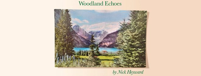nick slide - Nick Heyward - Woodland Echoes (Album Review)