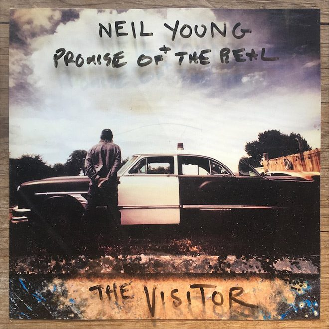 ny - Neil Young & Promise of the Real - The Visitor (Album Review)