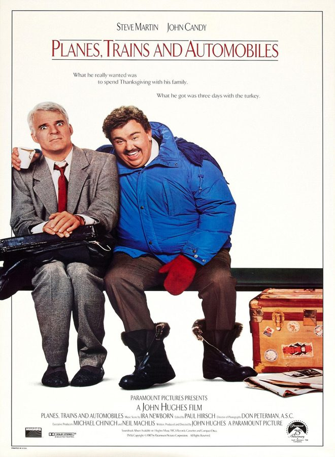 planes poster - Planes, Trains, and Automobiles - 30 Years of Laughter & Heart