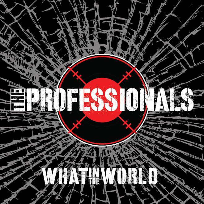 pro cover - The Professionals - What In The World (Album Review)